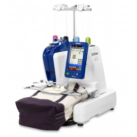Brother Persona PRS100 Embroidery Sewing Machine Hat Maker