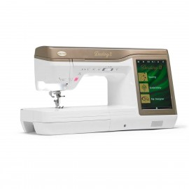 Baby Lock Destiny 2 II Sewing/Embroidery/Quilting Computerized Machine