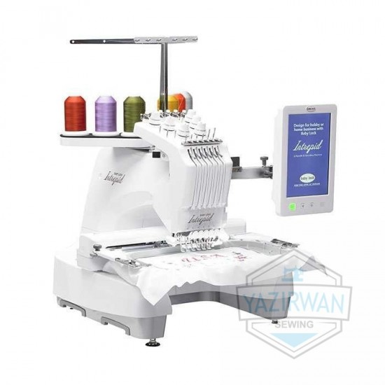 Babylock Intrepid 6 Needle Embroidery Machine
