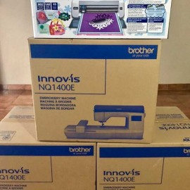 Brother Innov-is NQ1400E Embroidery Machine