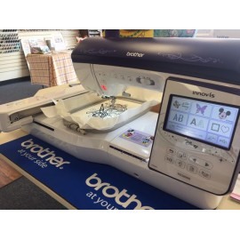 Brother Innov-is NQ3600D Combination Sewing & Embroidery