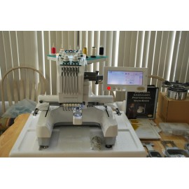 Baby Lock BMP8 Embroidery Machine 6 Needle