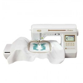 Baby Lock Aventura Embroidery & Sewing Machine