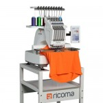 Ricoma Em-1010 10-Needle, single-head embroidery machine