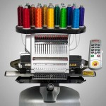 Melco EMT16X Commercial Embroidery Machine