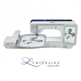 Brother Luminaire Innovis XP1 Sewing, Embroidery, & Quilting Machine
