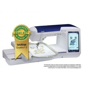 Brother Quattro 3 Innovis 6750D Embroidery Sewing Quilting Embroidery and Crafting Machine