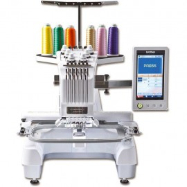 Brother PR655 Entrepreneur Industrial Embroidery Machine